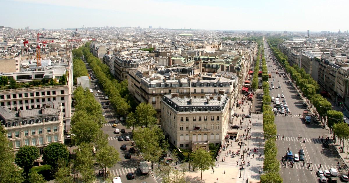 Париж барона Османа